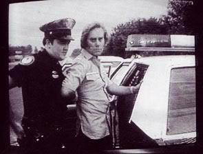 George Jones arrested in 1982 for drunken driving.