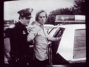 George Jones arrested in 1982 for drunken driving.